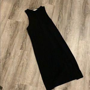 [Forever 21] Black tank dress